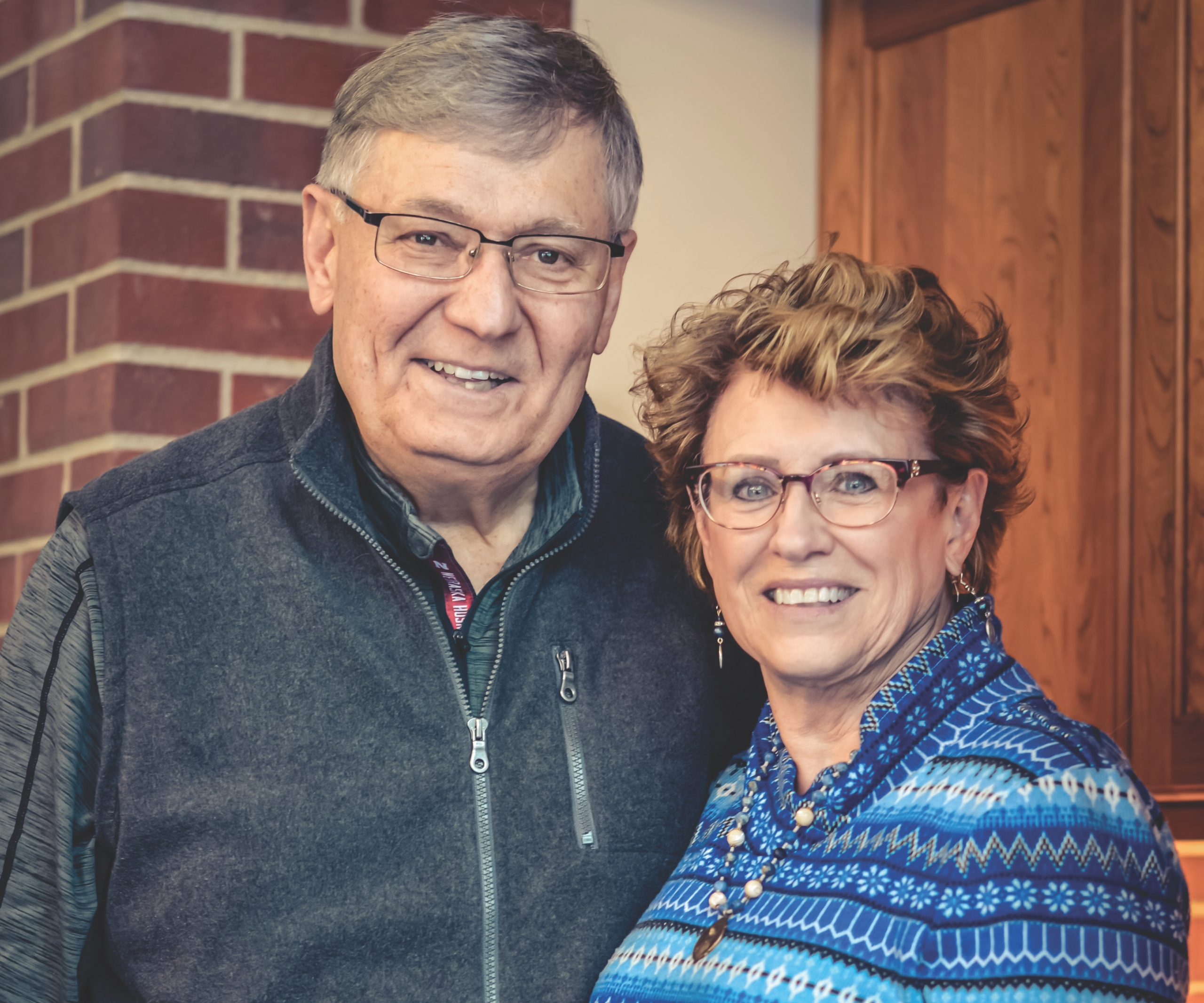 Ron & Shirley Huss Endowments