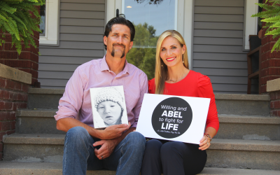 Jon & Cori Mooberry: Willing and ABEL to Fight for LIFE Fund